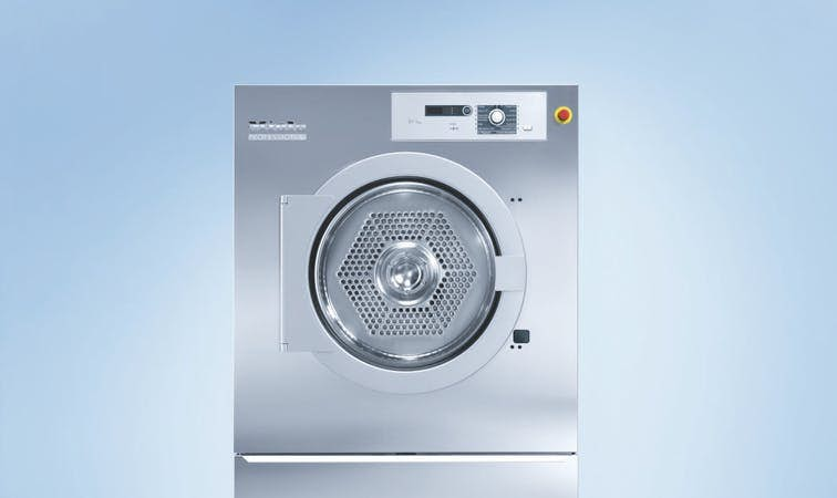 Miele Miele PT8000, PT8253, PT8333, PT8403, Lotus White Factual Side Angle View, Stainless Steel Factual Front View